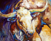 Marcia Baldwin - Power Longhorn