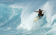 Laird Hamilton Photos - Power Struggle by Bob Christopher