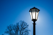 Streetlight Prints - Powered by the Sun - Featured 3 Print by Alexander Senin