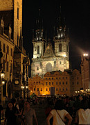 Gregory Dyer - Prague at Night