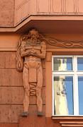 Gregory Dyer - Prague Carytid Column