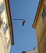 Gregory Dyer - Prague - Hanging Man