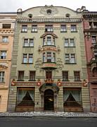 Gregory Dyer - Prague - Hotel Central