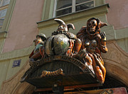 Karluv Most Photos - Prague Marionette Theatre by Gregory Dyer
