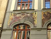 Gregory Dyer - Prague - Mucha Mural