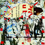 Prague Mixed Media Posters - Prague Spring Poster by Dominic Piperata