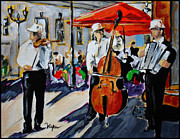 Vickie Warner - Prague Street Music
