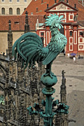 Gregory Dyer - Prague - View from Castle tower - 01