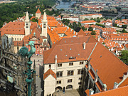 Gregory Dyer - Prague - View from Castle tower - 04