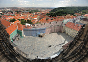 Gregory Dyer - Prague - View from Castle tower - 08