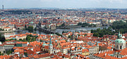 Gregory Dyer - Prague - View from Castle tower - 09