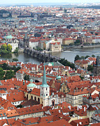 Gregory Dyer - Prague - View from Castle tower - 10