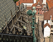 Gregory Dyer - Prague - View from Castle tower - 11