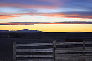 Clarice  Lakota - Prairie Ranch Sunset