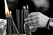 Isaac Silman - Pray Candles