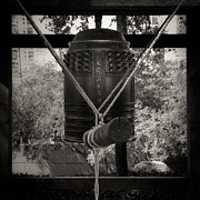 Photographer Art - Prayer Bell by Darryl Dalton