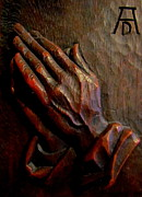 Joyce Woodhouse - Praying Hands