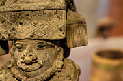 Ancient Sculpture Photos - Pre-Columbian Sculpture by Jess Kraft