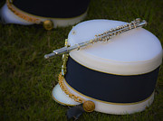 Marching Band Photos - Pre Game by Ken Johnson