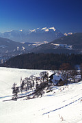 Styria Photos - Prealps by Antonio Castillo