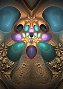 Imagination Digital Art Originals - Precious awakening - Surrealism by Sipo Liimatainen