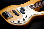 Bass Photos - Precision by Peter Tellone