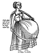 Pare Framed Prints - Pregnancy, 1575 Framed Print by Granger