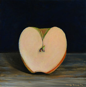Jennifer Richards - Pregnant apple