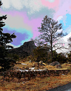 Prescott Framed Prints - Prescott Day Framed Print by Larry Oskin
