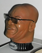 South Sculptures - President Jacob Zuma by Matthew Sanna