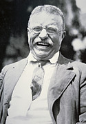 President Of The United States Photos - President Theodore Roosevelt by American Photographer