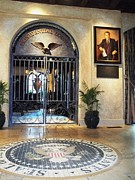 President Of The United States Digital Art - Presidential Lounge - The Mission Inn Hotel by Glenn McCarthy Art and Photography
