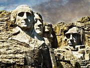 Judy Hall-Folde - Presidential Rocks