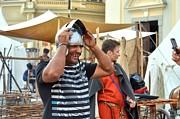 Ion vincent DAnu - Prettier With A Helmet Am I