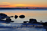 Valuable Prints - Priceless Print by Randi Grace Nilsberg