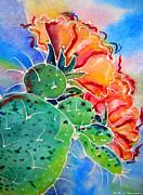 M C Sturman - Prickly Pear