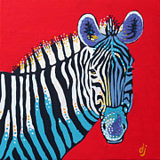 Dorothy Jenson - Primarily Zebra