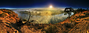 South Australia Prints - Primeval Dawn Print by Bill  Robinson