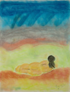 Robyn Louisell - Primitive Woman In Repose