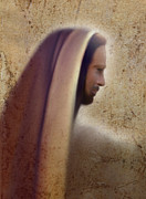 Worship God Paintings - Prince of Peace by Kume Bryant