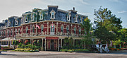 Niagara On The Lake Framed Prints - Prince of Wales Hotel 9000 Framed Print by Guy Whiteley