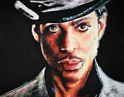 Formerly Paintings - Prince by Shirl Theis