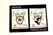 War On Terror. Terrorist. Posters - Problems Poster by Joe Jake Pratt