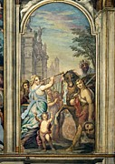 Adoration Framed Prints - Procaccini Ercole Il Giovane, The Framed Print by Everett