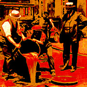 Hangouts Art - Prohibition 20130218 by Wingsdomain Art and Photography