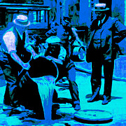 Bars Digital Art - Prohibition 20130218m180 by Wingsdomain Art and Photography
