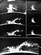 Wellcome Images - Prominences On The Sun 1937