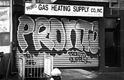 Nyc Graffiti Prints - Pronto 1990s Print by John Rizzuto