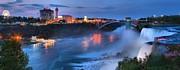 Adam Jewell - Prospect Point Panorama At Niagara Falls