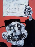 Protesto No. 10 Print by Mark M  Mellon